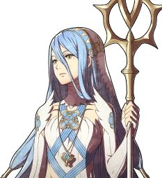 """Azura (Aqua in Japanese) - Fire Emblem: If; a Nohrian princess in Fire Emblem Fates. She was one of the first prominent characters to appear in previews. She is shown to have a skill for singing, with her song being prominent music in the second trailer. Her voice actress describes her as a """"singing princess"""". Azura's song in the trailer is about her hopes for the Avatar. The lyrics imply that the Avatar will make good changes to the world, """"And chase the darkness away, Like a one man…"""