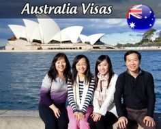 #Migrate to #Australia with loved ones by applying for right #Visa... Check it out the different visas...