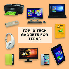 Check out our blog post on the Top 10 tech gadgets for teens! You'll be sure to find some helpful tips on what gadgets suit you! http://www.laptopoutletblog.co.uk/gadgets/top-10-tech-gadgets-for-teens/