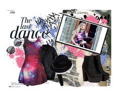 """The last dance"" by jasmila31 ❤ liked on Polyvore featuring Anja, Leftbank Art, Valentino and Wood Wood"