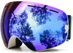 JULI Ski Goggles,Winter Snow Sports Snowboard Goggles with Anti-fog UV Protection Interchangeable Spherical Dual Lens for Men Women & Youth Snowmobile Skiing Skating Best Ski Goggles, Snowboard Goggles, Ski And Snowboard, Snowboarding Gear, Winter Schnee, Fun Winter Activities, Outdoor Activities, Best Skis, Snow