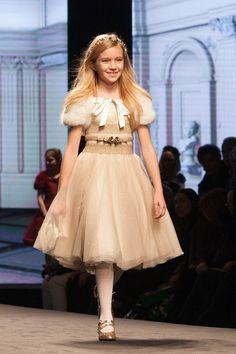 Monnalisa fashion show fall winter 2017 - Fannice Kids Fashion