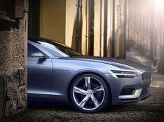 Volvo C Coupé Concept : C'était donc lui ! (vidéo)
