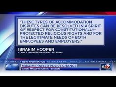 Wisconsin: It is not just meatpackers having problems with Muslim refugee employees « Refugee Resettlement Watch