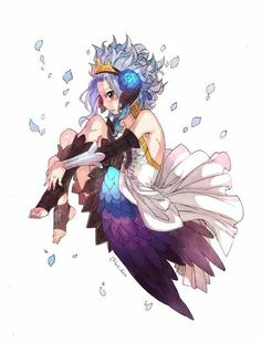 Levy McGarden || Fairy Tail