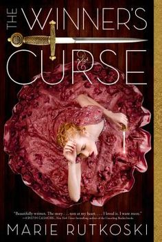 The Winner's Curse (The Winner's Trilogy) by Marie Rutkoski Golden Sower Nominee Ya Books, Good Books, Books To Read, Library Books, The Winners Curse, Best Books For Teens, Joining The Military, Young Adult Fiction, Thing 1