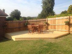 80 easy diy backyard seating area ideas on a budget apartmen Corner Garden Seating, Backyard Seating, Pergola Patio, Backyard Patio, Backyard Landscaping, Pergola Ideas, Corner Pergola, Patio Ideas, Cheap Pergola