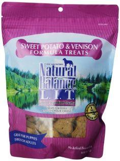 Natural Balance Sweet Potato and Venison Dog Treats, 14-Ounce Bag Natural Balance http://www.amazon.com/dp/B002OGFICS/ref=cm_sw_r_pi_dp_Gmemub0QXJKR7