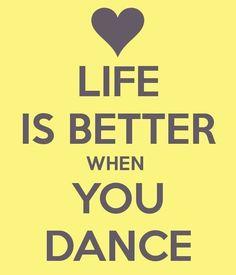 Dance. Music. Love. Life                                                                                                                                                                                 More #dancequotes #dancemotivation