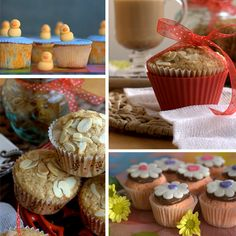 Diferencia entre magdalenas, muffins y cupcakes | PequeRecetas