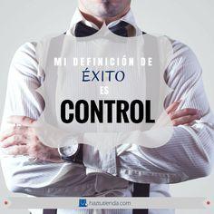 Comienza el día tomando control total de tu negocio y tus clientes. #FelizMiercoles #Frases