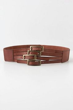 Quadrivium Belt #anthropologie $48
