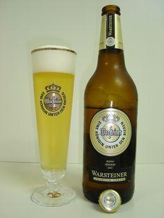 Warsteiner Brauerei Haus Cramer - Warsteiner Premium Verum 4,7% pullo