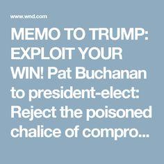 memo trump exploit your
