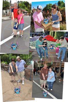 Take Stitch Magic Shots on my next Walt Disney World Vacation.