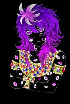 Hi ~ It's my new OC :D She still has no name, you have some ideas ? (yes… I like eyes. @~@ *weird face*)