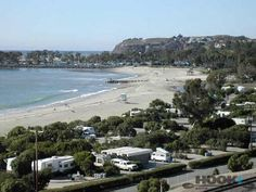 Doheny State Beach Campsite Photos And Campground