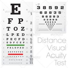 Visual Eyes Test — JPG Image #glass #optical • Available here → https://graphicriver.net/item/visual-eyes-test/486198?ref=pxcr