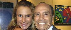 Noticias ao Minuto - Esposa de Stênio Garcia entra em coma após complicação em cirurgia