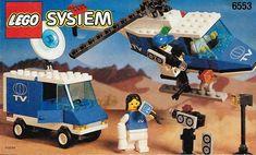 6553-1: Crisis News Crew | Brickset: LEGO set guide and database