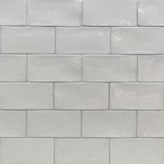Splashback Tile Catalina Gris 3 in. x 6 in. x 8 mm Ceramic and Wall Subway Tile