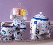 tea set munny!-MUNNYWORLD MEGACONTEST | Entries