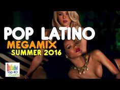 POP LATINO Summer 2016 MEGA MIX HD ★ Enrique Iglesias, Alvaro Soler, J Balvin - YouTube
