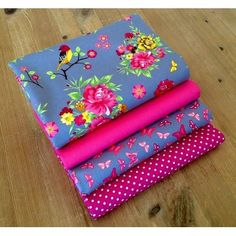 Ditsy Twitter {grey} Fabric Bundle