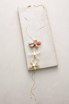 Fleurs de la Terre Necklace