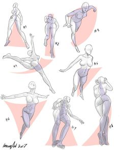perspective pose references # 5 by ImoonArt gesture pose form movement animation fight dance dynamic Body Reference Drawing, Body Drawing, Drawing Base, Art Reference Poses, Figure Drawing Tutorial, Drawing Tutorials, Art Tutorials, Character Poses, Character Design References