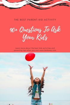 Do you want to know more about your kid and develop a stronger bond? Then you should learn these questions to ask kids. It's simple yet fun and exciting! The best part about this is that these daily questions for kids are free! Click now to learn more! Kids And Parenting, Parenting Hacks, Questions To Ask, This Or That Questions, Funny Kids, Kids Learning, Your Child, Cool Kids, Activities For Kids