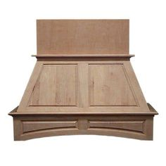 Air-Pro (formerly Fujioh) Double Panel Wall Mount Wood Range Hood - - 30 inch, 36 inch, 42 inch and 48 inch widths. Blowers available ranging from 260 CFM - 1400 CFM.