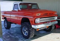 Full size Chevy truck