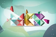 MCB Artwork 2013 by Michael Christianto, via Behance
