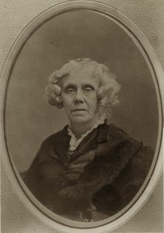 Anna L. Clapp, 1875. As president of the Ladies' Union Aid Society in St. Louis, Clapp worked tirelessly to care for injured and sick soldiers during the Civil War. She obtained contracts from the U.S. Surgeon General to secure medical supplies, and she encouraged the Unionist women of StL to work in military hospitals. She helped establish the Lawson Hospital, which provided food, shelter, education, and medical care to thousands of black and white refugees of the war. Missouri History Museum