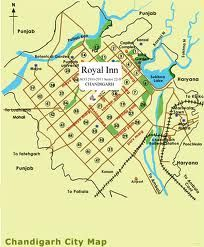 Easy and simple visit to Hotel Royal Inn at Chandigarh using the suitable map specially designed for its customers to reach us quickly!!