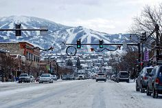 Steamboat Springs Colorado - one of my favorite places ever!!!