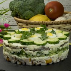 Finger Foods, Cobb Salad, Ham, Sushi, Bacon, Salads, Food And Drink, Low Carb, Eggs