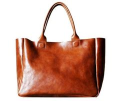 Heirloom Totes-Cognac Uncovet i love !!!!