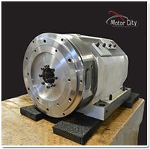 Leveling head eliminates fixture shimming when used on the for Motor city spindle repair