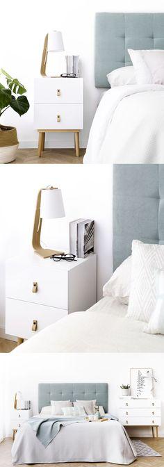 55 Ideas For House Interior Bedroom Bohemian Modern Bedroom Furniture Sets, Room Ideas Bedroom, Home Bedroom, Bedroom Decor, Dream Bedroom, Messy Bedroom, Bedroom Styles, Handmade Home Decor, Minimalist Home
