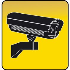 Cctv Security Systems, Home Security Alarm System, Security Surveillance, Security Camera, Covert Cameras, Camera Logo, Home Camera, Creative Logo, Sticker Design