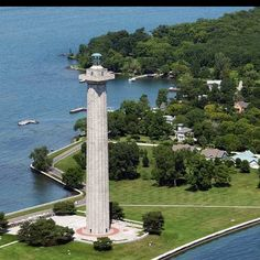 Put in Bay, South Bass Island Lake Erie.  We use to spend a lot of summers here.
