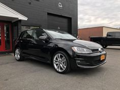 "My ""new"" Golf TDI. Picking up last week after nano ceramic coating at Q car care in Burlington MA. #Volkswagen #VW #golf #cartweet #PKW #cars #Passat #beetle #polo #car"