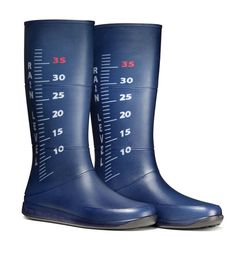 HAHAHAHAHAH these would be great for states!!! I can just see the girls and I measuring how much freaking mud there is by the end of a rainy weekend!!!