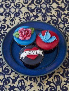 Cupcakes Sunshine Coast & Brisbane | Zoe Clark Cakes