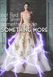 Red Queem by Victoria Aveyard -Mare