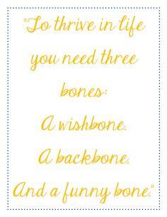 8 Three-Bones