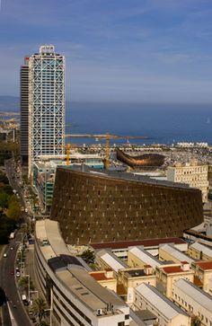 Parc de Investigació Biomédica de Barcelona (PRBB)