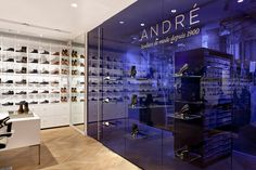 André stores & Branding on Behance